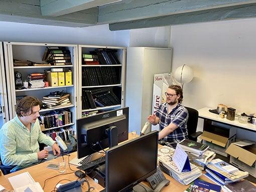 Mare-podcast 'Onder professoren' (2 april 2021)